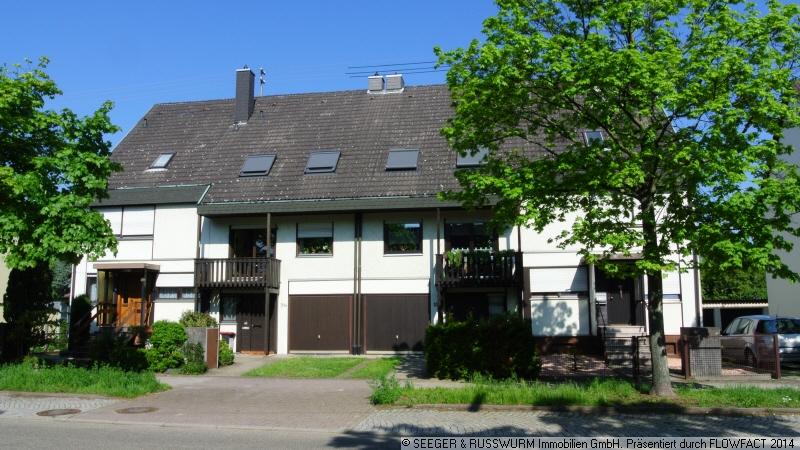 Reihenhaus zum Kauf - Stadtteil Knielingen