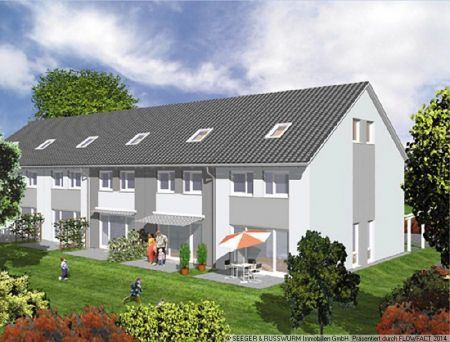 Reiheneckhaus zum Kauf - Gebiet Eggenstein-Leopoldshafen