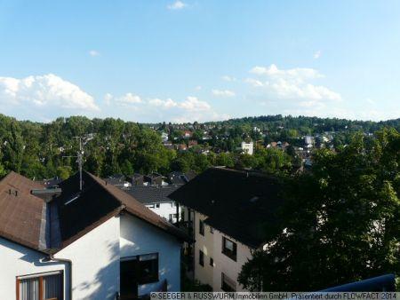 Dachgeschosswohnung zur Miete - Stadtteil Grötzingen
