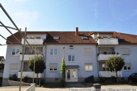 Etagen-Wohnung zum Kauf - Gebiet Eggenstein-Leopoldshafen