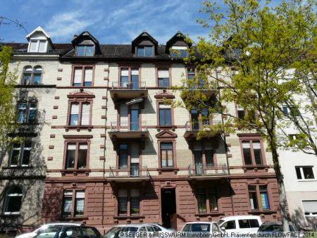 Etagen-Wohnung zur Miete - Stadtteil Südweststadt