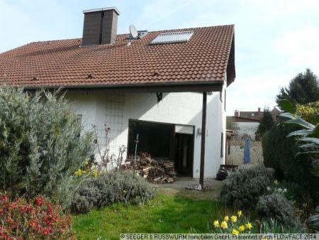 Doppelhaushälfte zum Kauf - Stadtteil Durlach