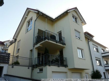 Etagen-Wohnung zur Miete - Stadtteil Grünwettersbach