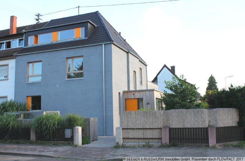 Häuser zum Kauf in Karlsruhe Aue - Schöner Wohnen in ruhiger ...
