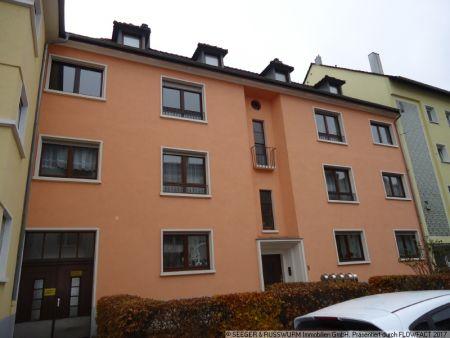 Erdgeschosswohnung zur Miete - Stadtteil Mühlburg