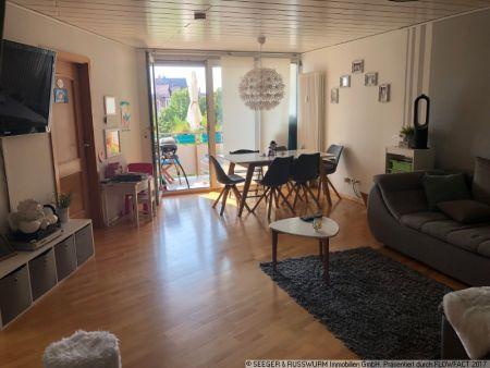 Etagen-Wohnung zur Miete - Stadtteil Durlach
