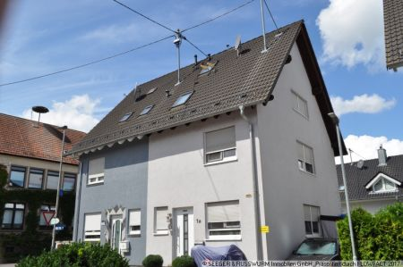 Doppelhaushälfte zum Kauf - Gebiet Rheinstetten