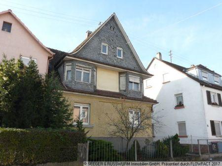 Doppelhaushälfte zum Kauf - Stadtteil Knielingen